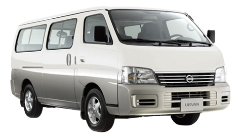 Nissan Urvan Escapade Side